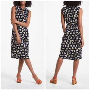 Boden Lois Floral Jersey Dress